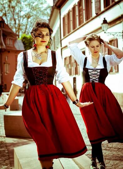 L'ElsassRock ou la petite robe Geht's In