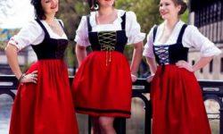 Geht's In, l'alsacienne en rouge et noir