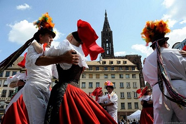 Groupe folklorique Les coquelicots de Geispolheim