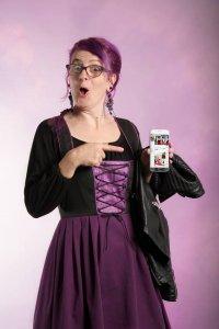 ElsassRock violette de Mélanie du blog lespiesbavardes.com, CP Faon Photographie