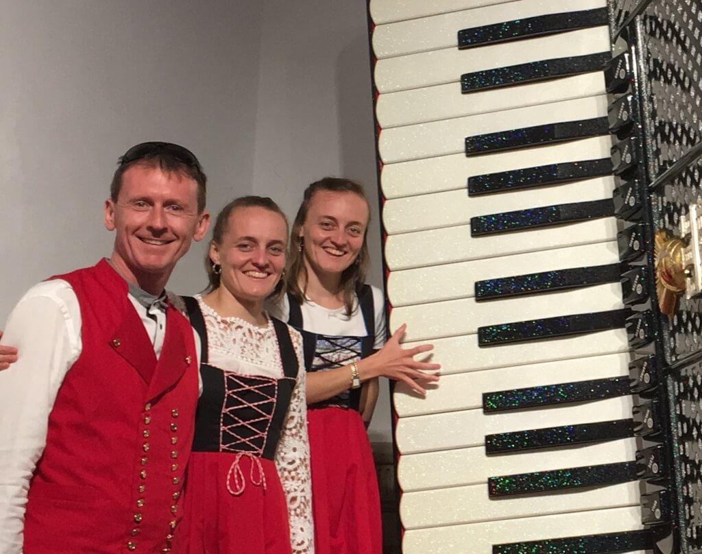Découvrez le Trio Sasusi, ambassadeur Geht's In