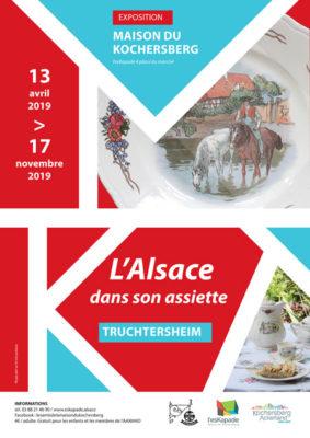 exposition l'Alsace dans son assiette Truchtersheim