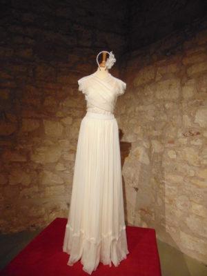 La robe de mariée d'Elégance Couture