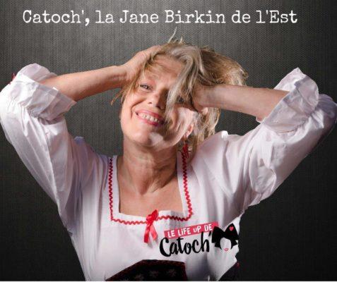 Catoch', la Jane birkin de l'Est