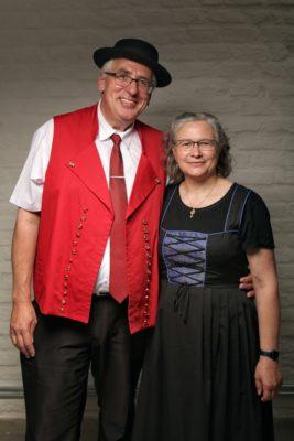 Jean Marc et Sylvie- Le Printemps Geht's In 2018 CP Faon