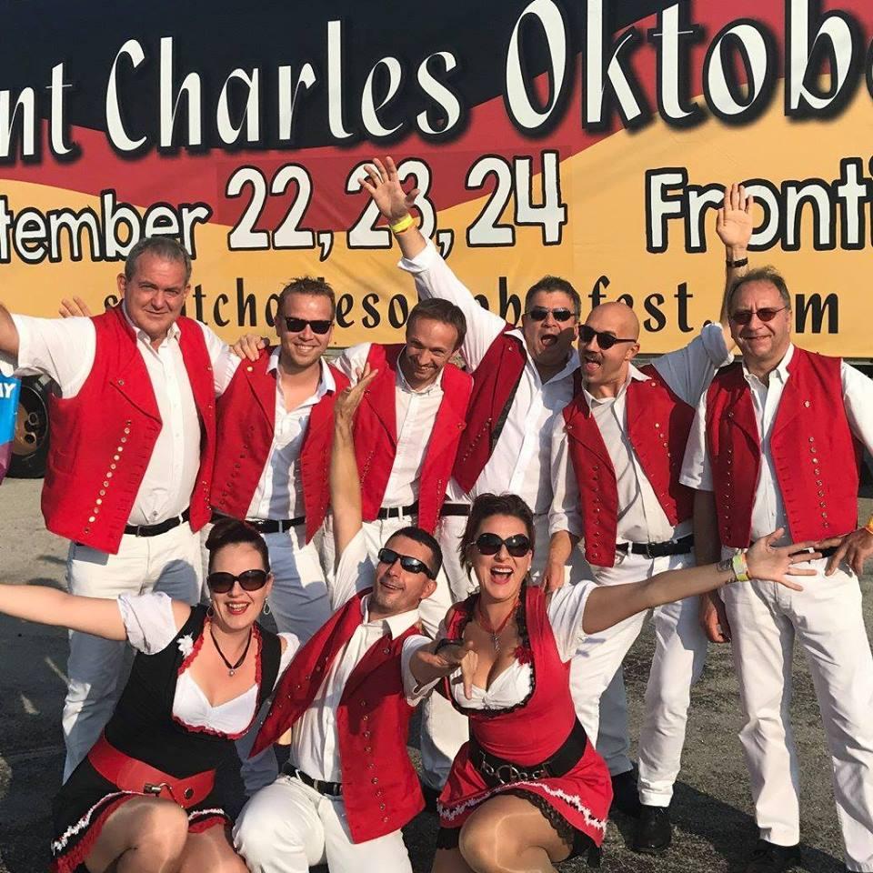 Obenheimer Express band, St charles-Missouri