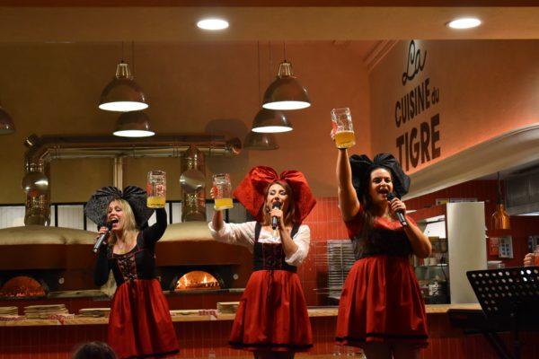 Les alsaciennes de paris Printemps Geht's In 2020 Brasserie Le Tigre