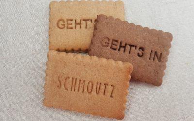 Les Luschtige, petites sablés d'Alsace